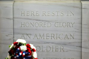 Memorial Day at the Tomb
