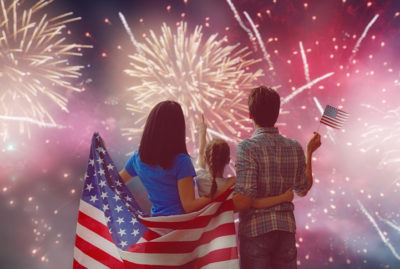 Star-Spangled celebrations of July 4 need family and sunscreen.
