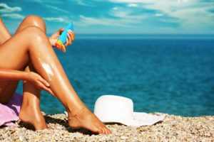 Sun Damage can cause deadly cancer.