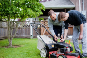 Learn Safety Rules Before You Mow The Lawn