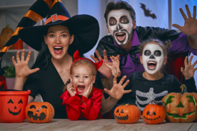 Safeguard your family in Halloween 2018 with our healthy kit