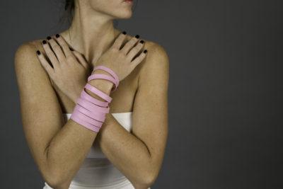 Breast Cancer Awareness Symbols.