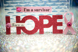 "Breast Reconstruction ties the loop in the final pink ribbon of survival. Feeling ""whole"" again is the essence of this surgery, and it's a right."