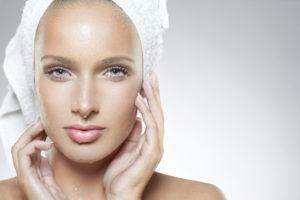 Shocking skincare tip: Avoid Hot Water in Shower.