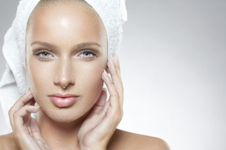Shocking skincare tip: Avoid Hot Water in Shower.