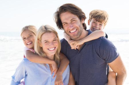Happy Moms Make Happy Families