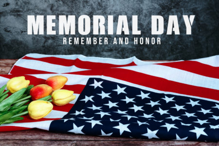 Memorial Day 2021: Remember Our Fallen Heroes.